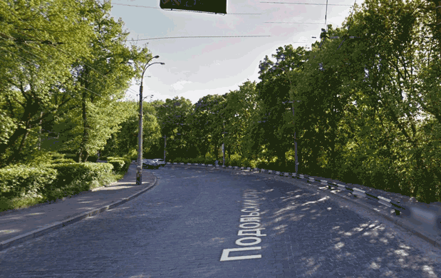 Реклама на вулицях Києва